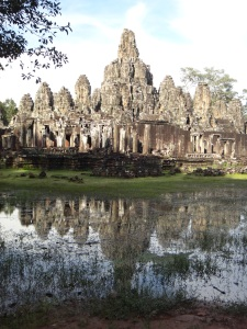 Angkor Thom in all its Glory!