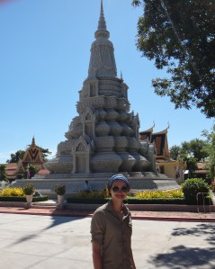 The Grand Palace hosts a number of different monuments within it's grounds