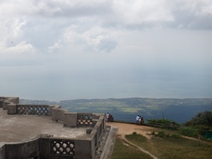View from the Casino at the top of Bokor