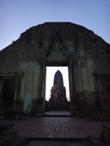 First glimpse of Wat Thammikkarat