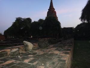 More of Wat Thammikkarat-interesting fact, Mortal Kombat was set here!