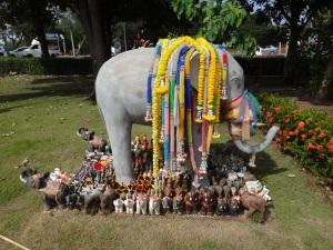 Love their elephants!