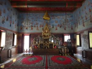 Wat Suwandararam shrine