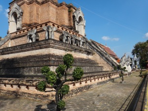 Wat Chedi Luang in all its glory