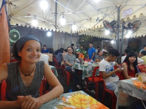 Ben Thanh street food