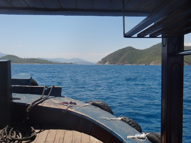 And so we were off, our inaugural dive trip!