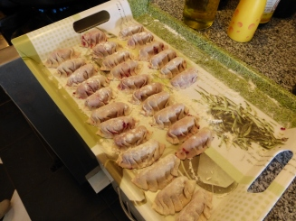 Gyoza preparations